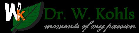 Dr. Winfried Kohls – Fotografie Landschaft und Tieraufnahmen
